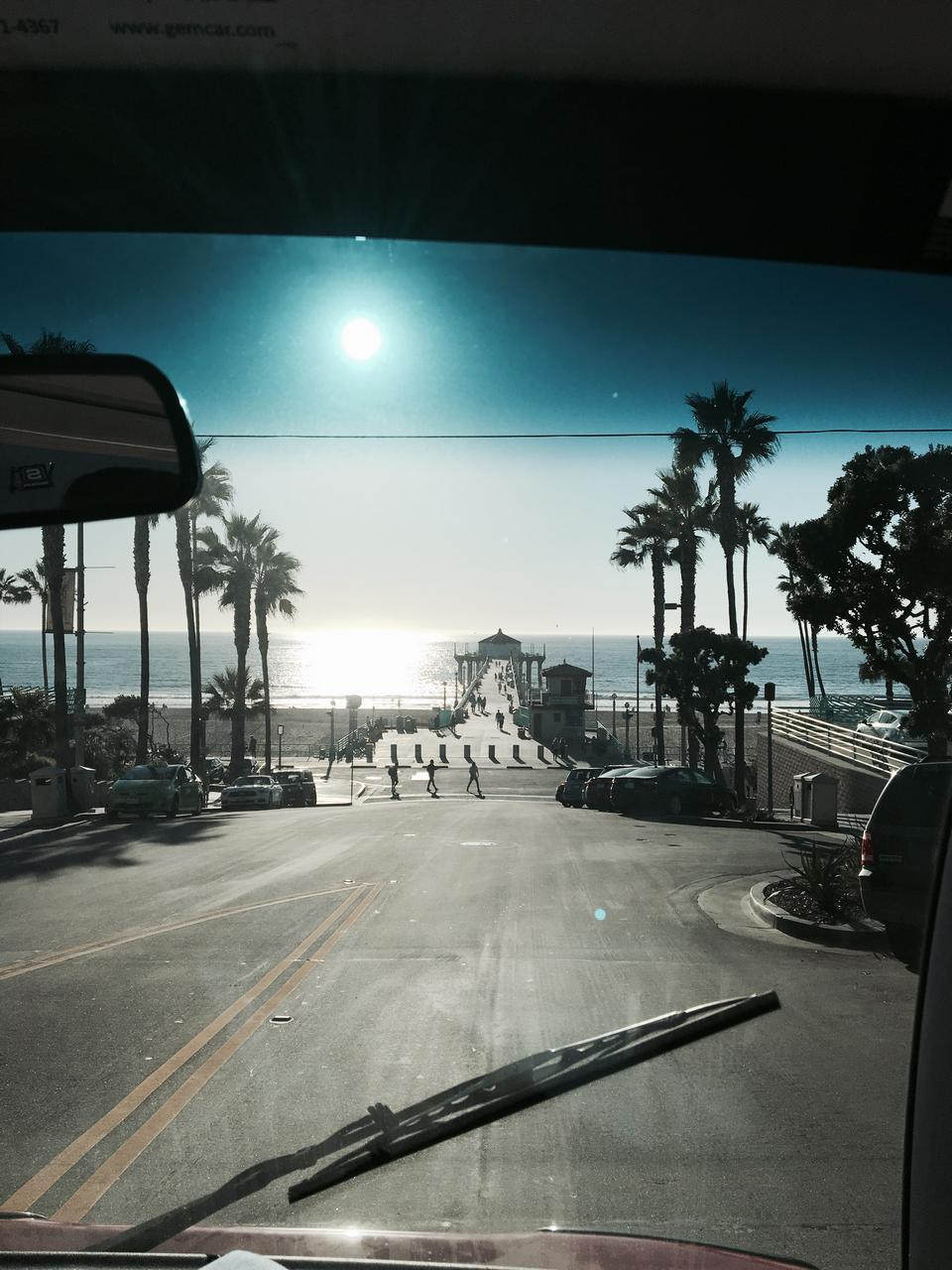 California Dreaming: Los Angeles